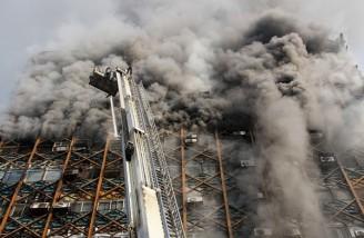 یک آتش نشان: 30 بار اخطار تعطیلی پلاسکو آمده بود اما تعطیل نمیشد