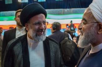 حسن روحانی از سیدابراهیم رئیسی شکایت کرد