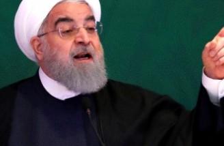 حسن روحانی می گوید ۲۲ بهمن روز ایران و همه ایرانیان است