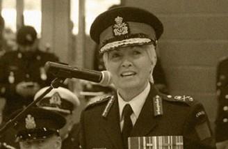 یک ژنرال زن فرمانده نیروهای سازمان ناتو در عراق شد