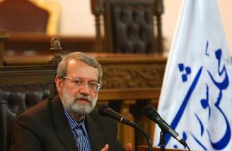علی لاریجانی: اکنون زمان بازنگری در قانون اساسی ایران نیست