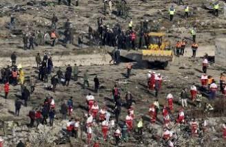 تهران باید به خانواده قربانیان هواپیمای اوکراین غرامت بپردازد