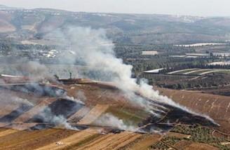 فرمانده لشکر ارتش اسرائیل در شمال فلسطین کشته شد