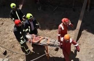 حوادث کار جان 238 تهرانی را هشت ماه اول سال گرفته است