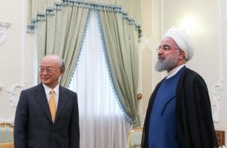 مدیرکل آژانس انرژی اتمی: ایران به تعهدات برجام عمل کرده