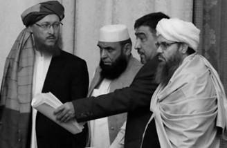 یک هیئت از طالبان وارد تهران شده است