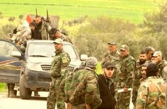 داعش در مرکز سوریه به ارتش این کشور حمله کرد