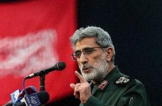 سپاه قدس: هدف ایران حکومت جهانی صاحبالزمان (عج) است
