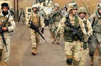 پیشروی کند نیروهای عراقی در تکریت