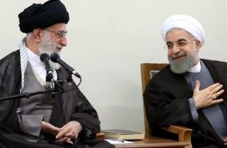 اولین دیدار منتخب ملت ایران با رهبری پس از پیروزی در انتخابات