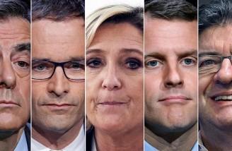 ماکرون و لوپن به دور دوم انتخابات ریاست جمهوری فرانسه راه یافتند
