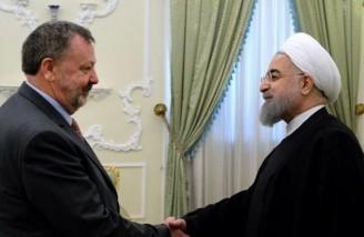 روحانی: ایران میتواند منبعی مطمئن برای تأمین نیازمندیهای اروپا باشد