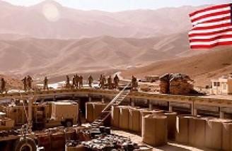 یک پایگاه نظامی آمریکا در بغداد هدف حمله قرار گرفت