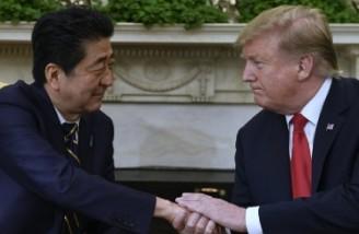 آمریکا و ژاپن بر سر توقف واردات نفت ایران توافق کردند