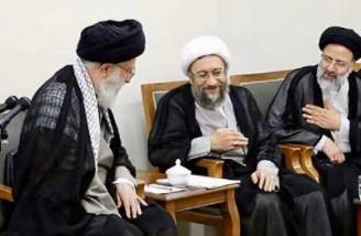 آملی لاریجانی: هیچگاه از هیچ فرد فاسدی حمایت نکرده ام