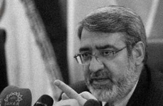 وزیر کشور ایران به رسانه هایی که سیاه نمایی می کنند هشدار داد
