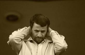 احمدی نژاد انقلاب سال ۵۷ را کار انگلیس خواند