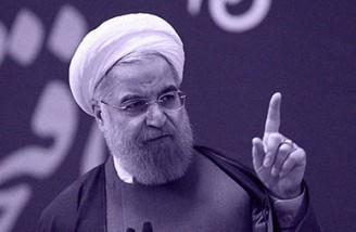 روحانی: اگر سرزمین ما بمباران هم شود دست از استقلال بر نمی داریم