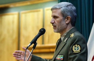 وزیر دفاع ایران فیلم حمله به نفتکش ها را غیر مستند خواند