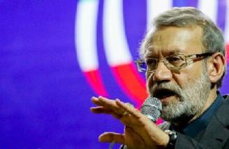 رئیس مجلس ایران می گوید به غنی سازی ادامه می دهیم