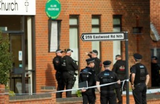 یک نماینده پارلمان انگلیس با سلاح سرد به قتل رسید