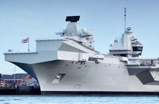 بریتانیا به ائتلاف دریایی آمریکا در تنگه هرمز میپیوندد