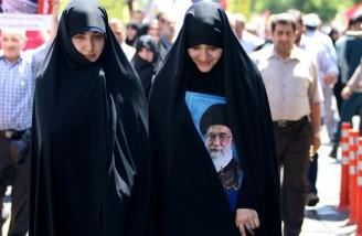 آن چه در روز قدس در تهران گذشت