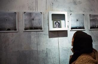 افتتاح هشتمین جشنواره تجسمی فجر