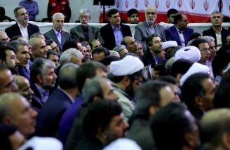 حضور رهبر انقلاب در دانشگاه فرهنگیان