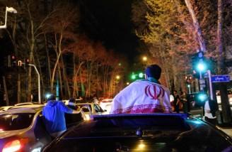 شادی مردم ایران پس از توافق هسته ای