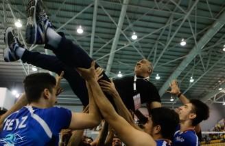 قهرمانی ایران در مسابقات والیبال قهرمانی نوجوانان جهان