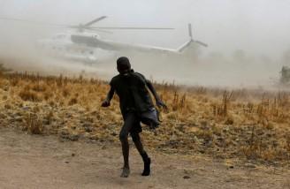 قحطی در سودان جنوبی