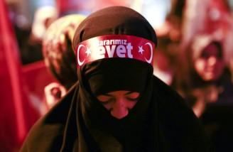 شادمانی هواداران تغییر قانون اساسی ترکیه