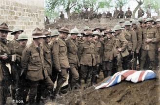 لحظه پایان جنگ جهانی اول  جشن و سوگواری متفقین