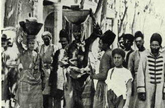 تصاویر ِ مجله نشنال جئوگرافیک از ایران در فروردین ماه سال ۱۳۰۰