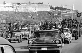 روز انقلاب کاسترو و چریک هایش در کوبا