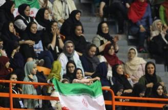 حضور دوباره بانوان در ورزشگاه آزادی
