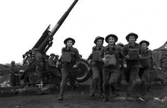 سیمای زنانِ نظامی در جنگ جهانی دوّم