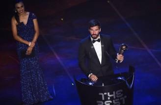 متن و حاشیه مراسم انتخاب بهترین بازیکنان سال فیفا