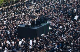 وداع سه میلیون نفری مردم با آیت الله