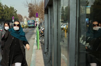 رقص ِخیابانی مردم ِ اصفهان با آلاینده ها