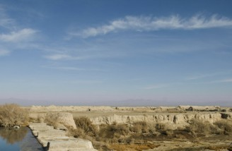 برهوت در شرق ِ اصفهان