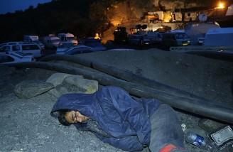 معدن زغال سنگ ِ یورت؛ یک شب بعد از فاجعه