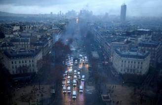 فریاد جلیقه های زرد پاریس