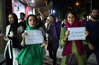 جشن هواداران روحانی در نقاط مختلف ایران