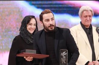 گزارشتصویری مراسم اختتامیه جشنواره فیلم فجر