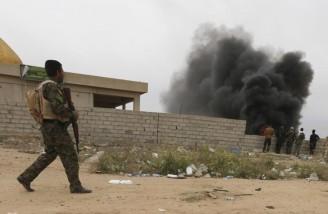 درگیری نیروهای نظامی عراق در تکریت