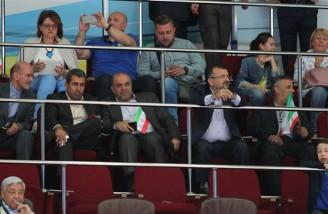 لیگ جهانی والیبال| روسیه - ایران
