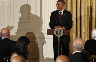 ضیافت افطار اوباما در کاخ سفید