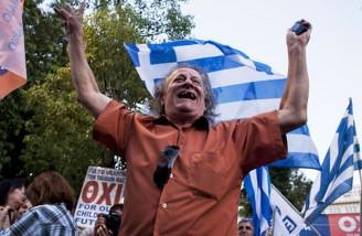 جشن پیروزی در یونان